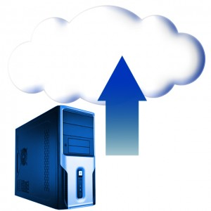 online backup to the cloud
